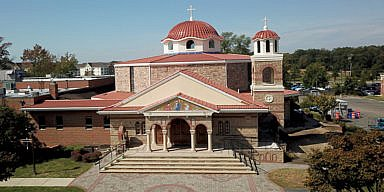 St. Thomas Greek Orthodox Church