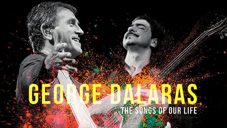 "George Dalaras to Perform ""The Songs of Our Life"" Concert"