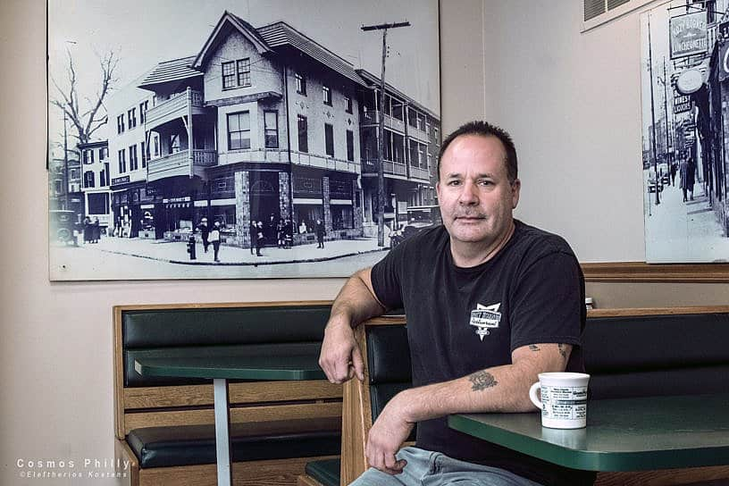 John Vouras, Third Generation Owner of Kozy Korner Restaurant, Approaches 100 Years