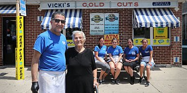 Vicky's Cold Cuts in Eddystone