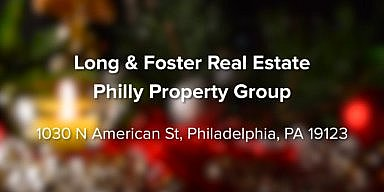 Season's Greetings from Long & Foster Real Estate