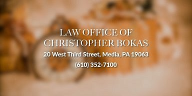 Season's Greetings from the Law Office of Christopher Bokas