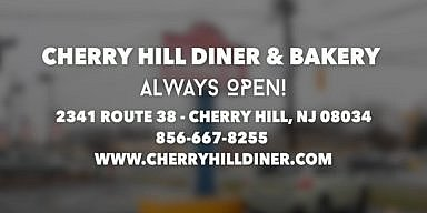 Season's Greetings from Cherry Hill Diner & Bakery