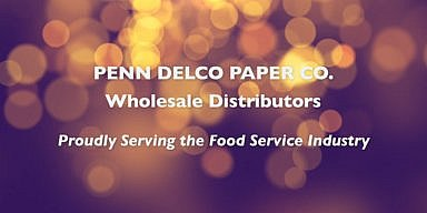 Season's Greetings from Penn Delco Paper