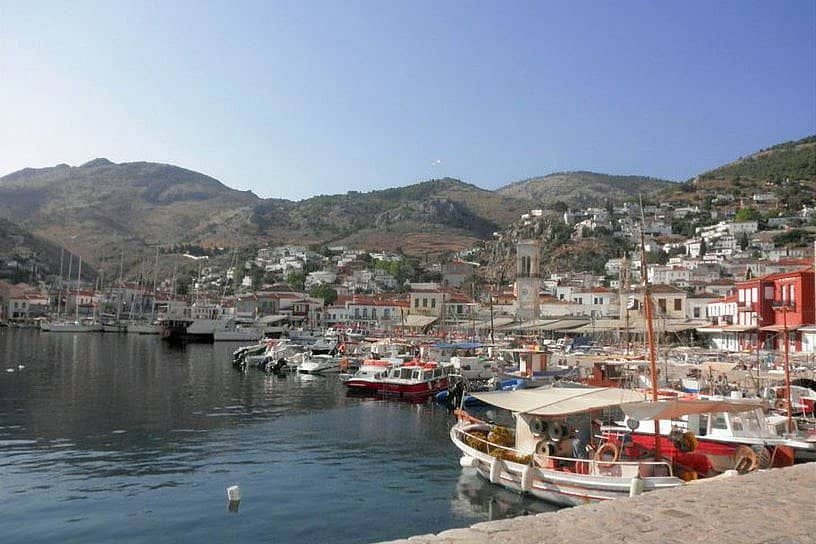 Hydra 200 Years ago… in 1820