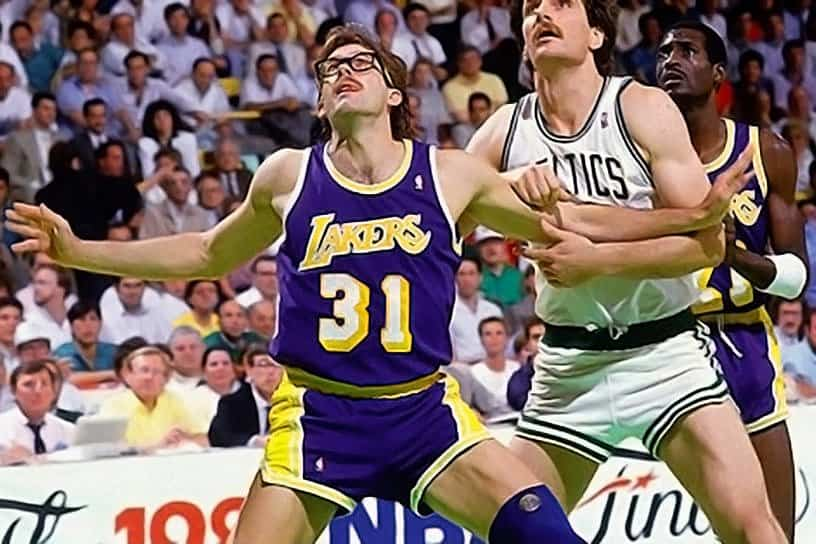 Before there was Giannis Antetokounmpo, we had Kurt Rambis
