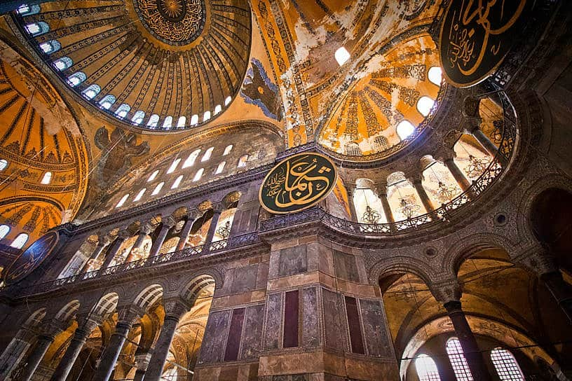 Hagia Sophia – A Need for Action